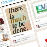 Inspiracin colectiva en Pinterest, la red social de moda
