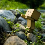 Danbo, el robot de madera que ha conquistado el mundo de la fotografa online