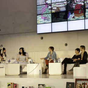 Sobre cmo fue la mesa redonda sobre la influencia de Japn en la moda y el diseo