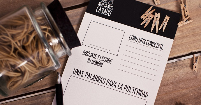 Mr Wonderful invitaciones de boda divertidas creativas originales