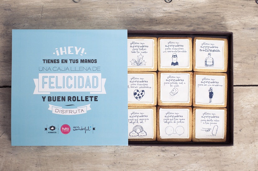 Galletas Mr Wonderful