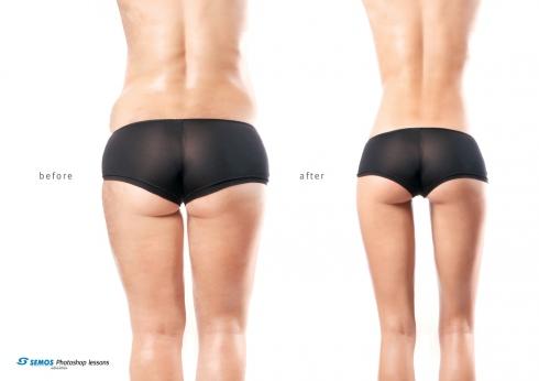 Los ejercicios correctos para el adelgazamiento de las nalgas y las caderas