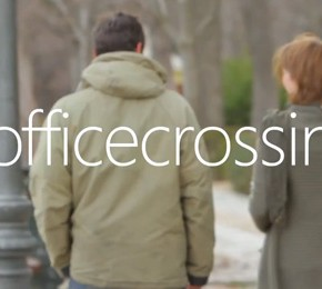 Office Crossing, una acción de Microsoft en las calles de Madrid
