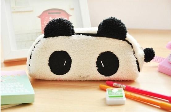 Estuche Panda Kawaii
