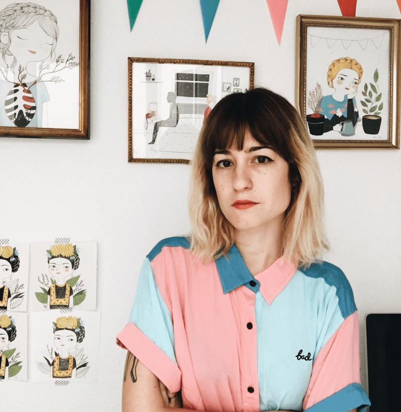 Entrevista a Maria Hesse