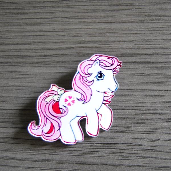 Pin Broche Mi Pequeño Pony