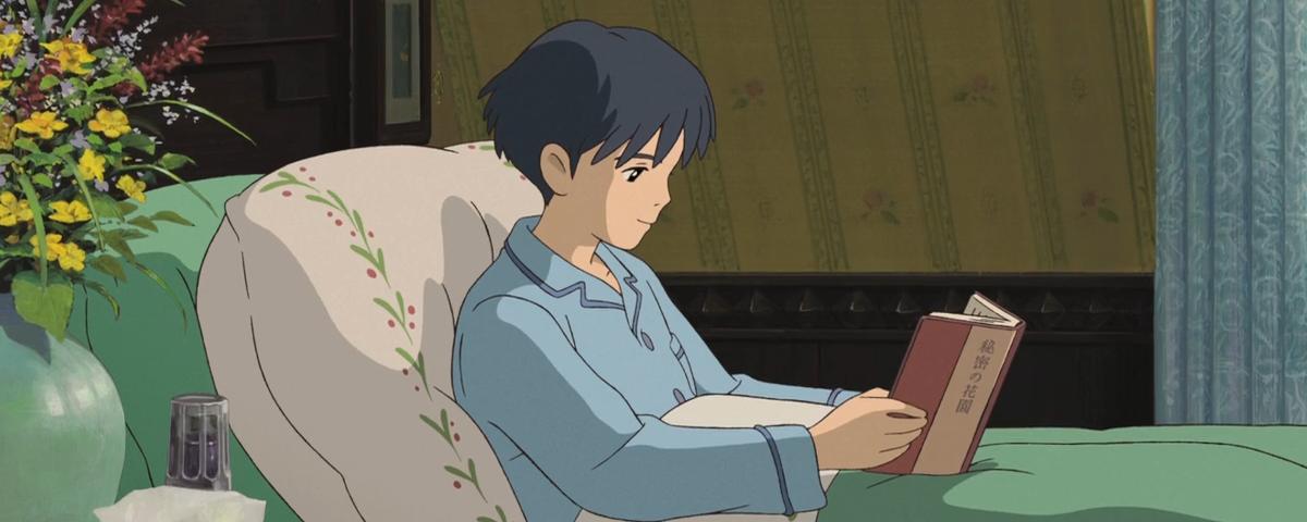 Los libros que inspiraron las películas de Studio Ghibli