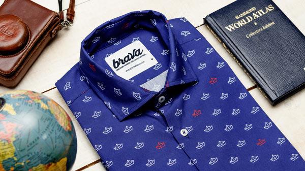 camisa brava fabrics
