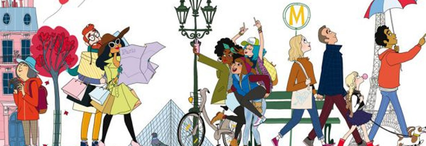 "El blog de Penelope Bagieu, comic para chicas ""fascinantes"""