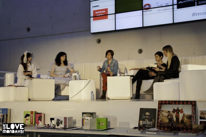 Mesa redonda influencia de japon en la moda y el diseño zaragoza