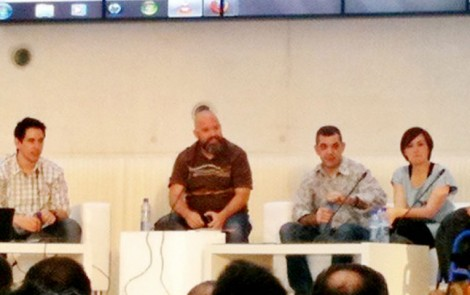 En el Día Internacional de Internet en Zaragoza