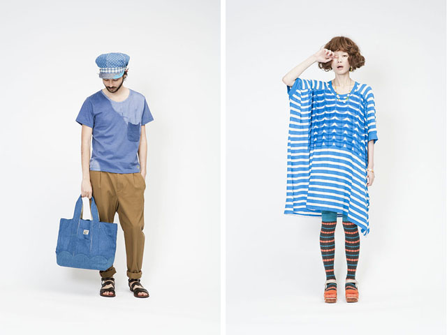 FRAPBOIS moda japonesa coleccion 2012