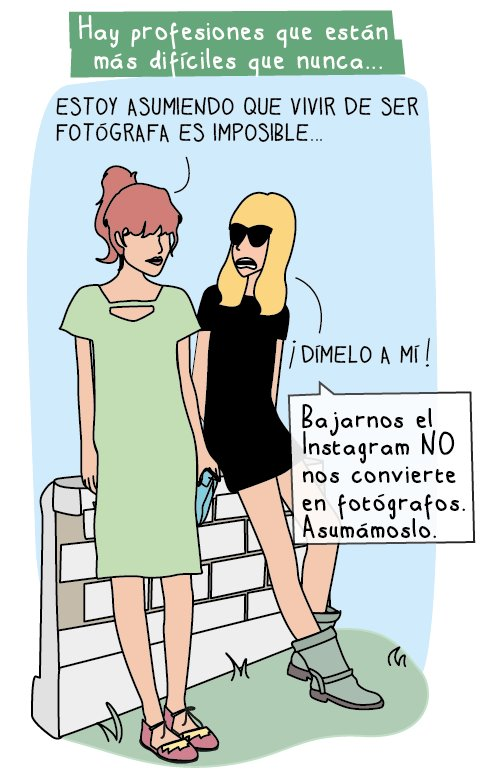 Moderna de Pueblo e Instagram