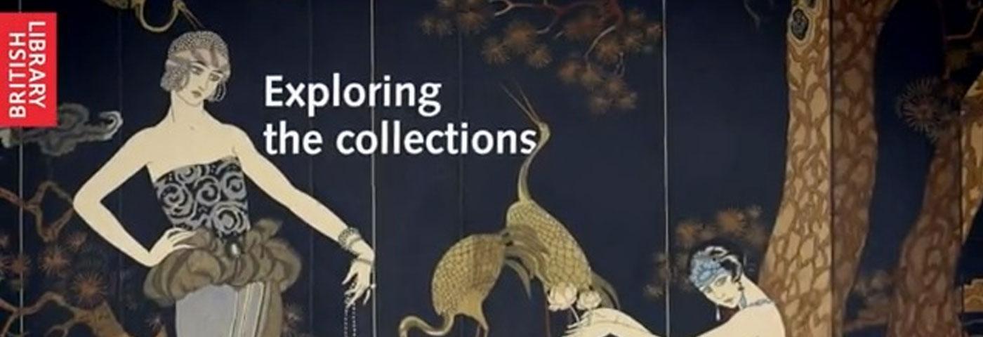 La British Library y sus vídeos animados para acercar la biblioteca a nuevos usuarios