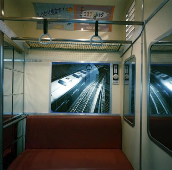 ¿Fantasía en el metro?