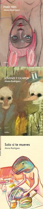 libros publicados por Aloma Rodriguez