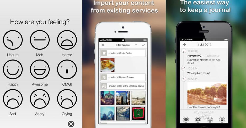 narrato app