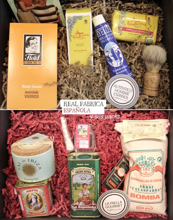 Si quieres hacer un regalazo... un pack de productos