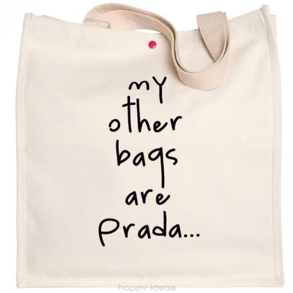 Bolso My Other Bags are Prada