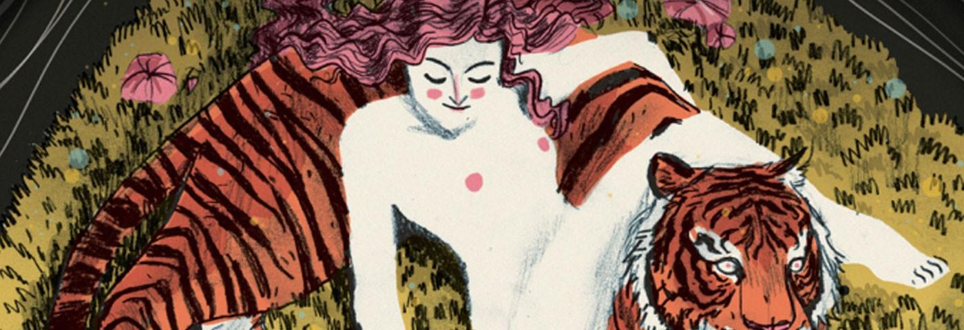 Las ilustraciones de aspecto inacabado de Drew Shannon