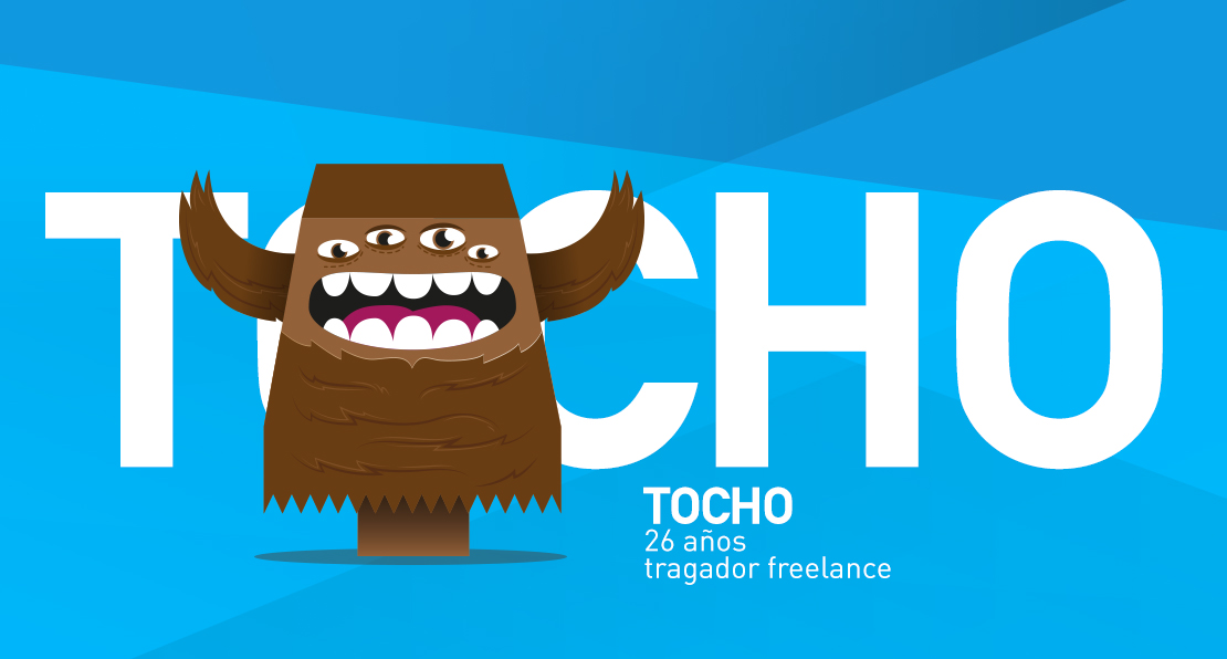 tocho papertoy