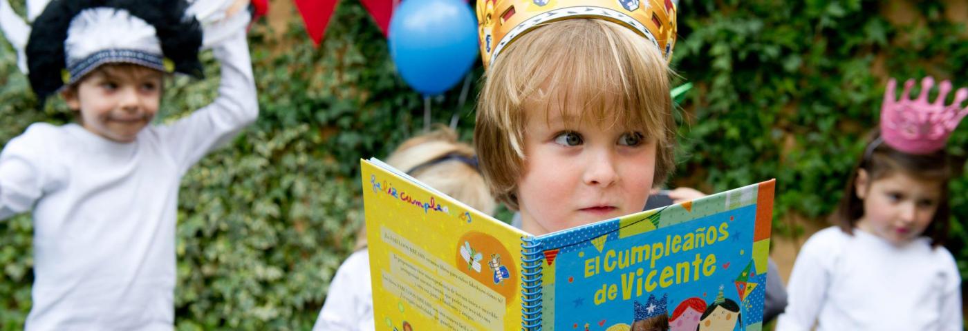 Fabuloos Dreams, libros ilustrados personalizados para niños