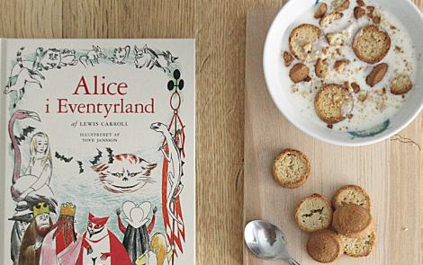 Ilustraciones de Tove Jansson, la creadora de los Moomins, de Alicia en el País de las Maravillas
