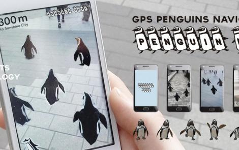 Los pingüinos de realidad aumentada consiguieron ampliar en un 152% los visitantes al Sunshine Aquarium en Tokyo