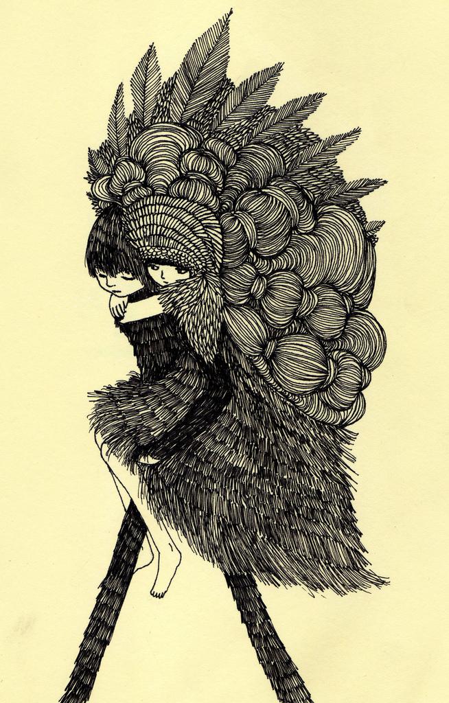 Ani-castillo-illustration-oldskull-7