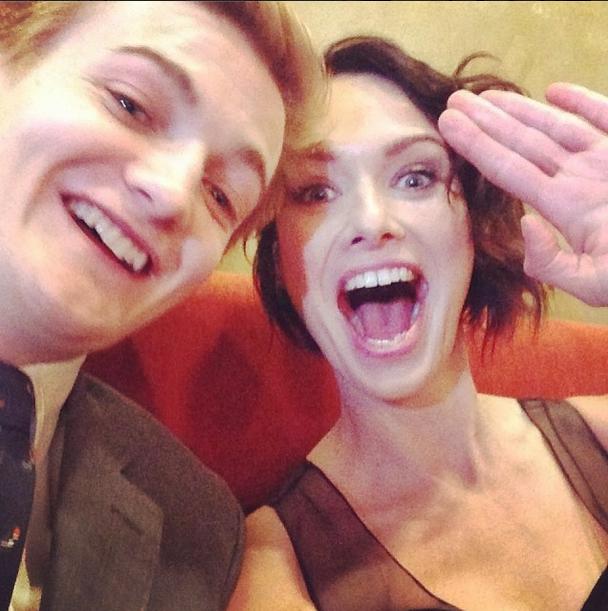 No hemos visto a esta madre e hijo Lannister tan felices nunca