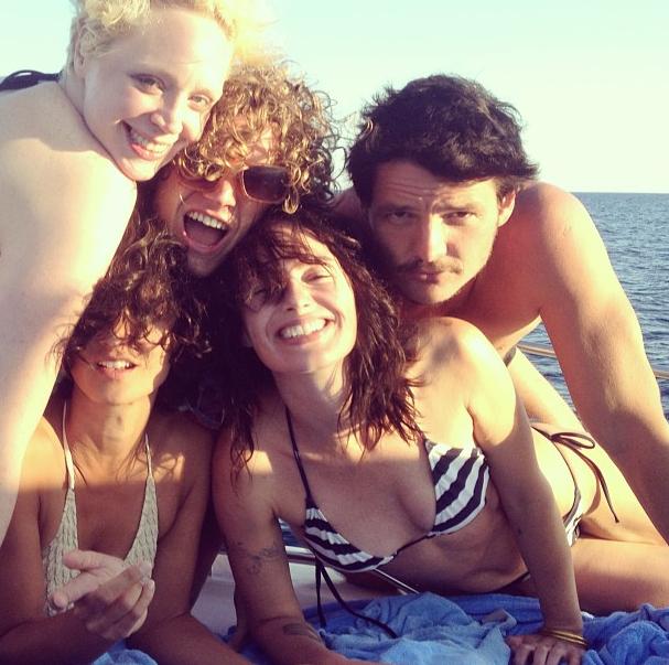 Cersei, Oberyn, Brienne y Loras veranean juntos en la playita