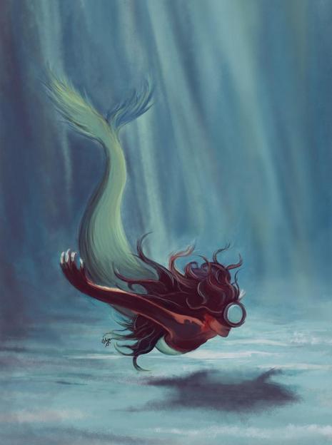 Una Sirena de Piojo Basagoiti