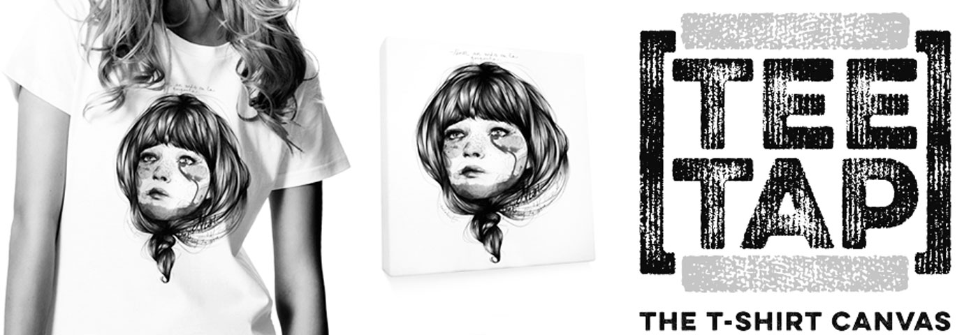 The Artee Project, tus camisetas favoritas hechas arte