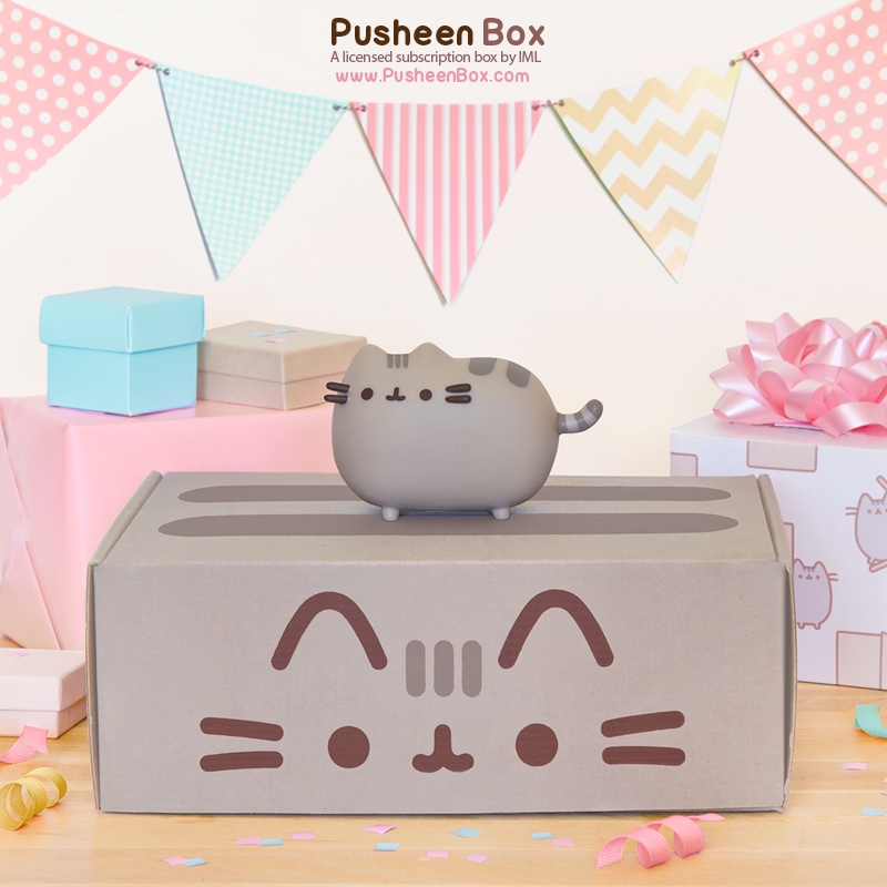 Pusheenbox