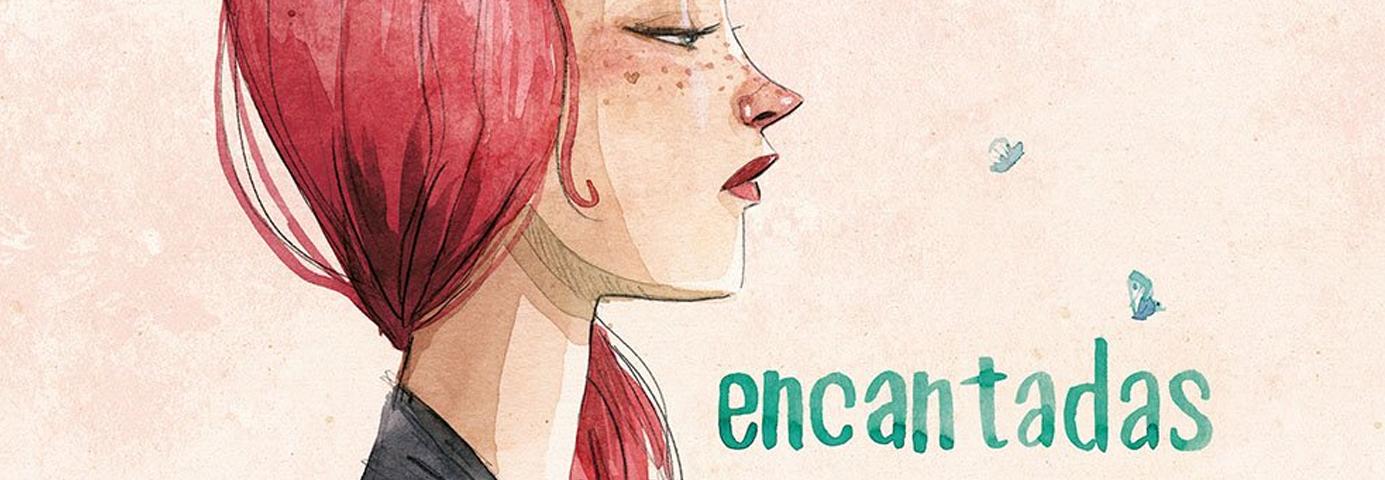 Encantadas, más de 30 historias llenas de magia ilustradas por Esther Gili