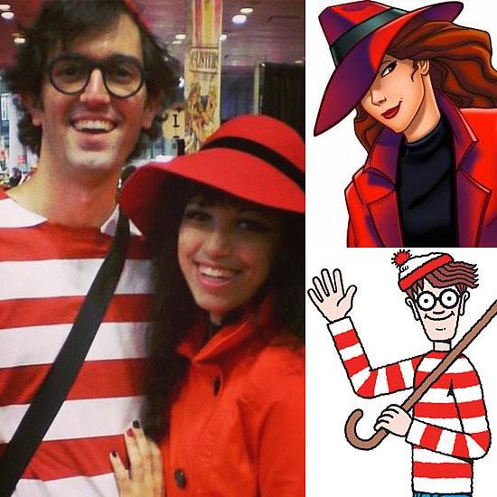 Donde está Wally y Carmen-Sandiego