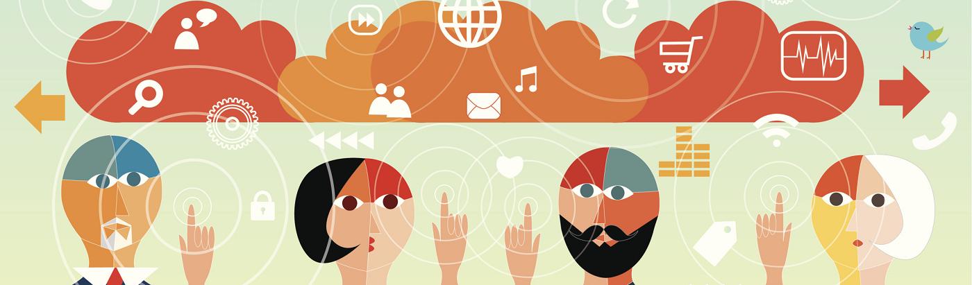 Facebook, Twitter, Vine, Snapchat, Tumblr… ¿qué red social elegir?