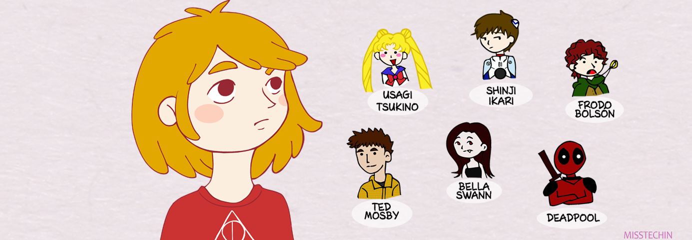 Protagonistas de series y películas a los que he odiado