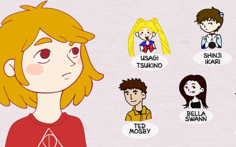 Personajes que odias y amas