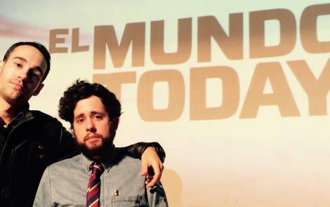 Entrevista a Xavi Puig y Kike García de El Mundo Today