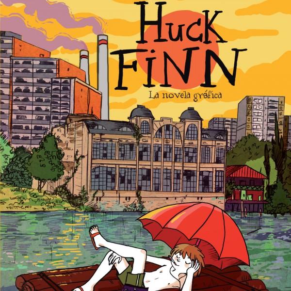 Huck Finn Novela Grafica