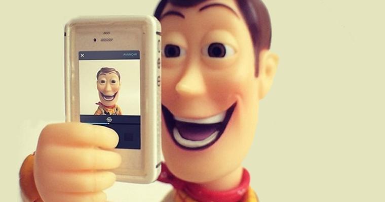 Pagar con selfies