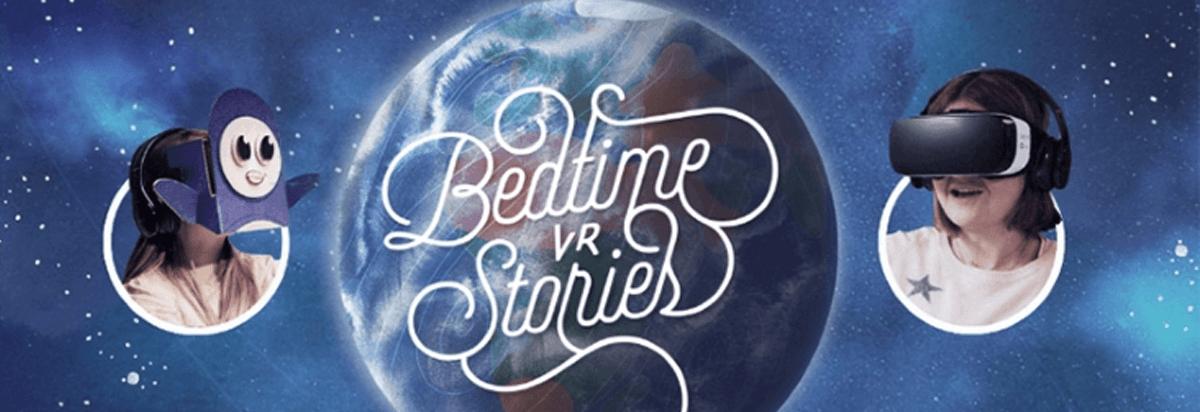 Bedtime VR Stories, cuentacuentos de realidad virtual para padres ocupados