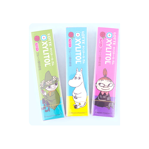 Chicles Moomins