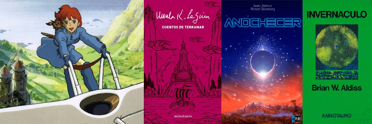 Libros Ghibli Nausicaa