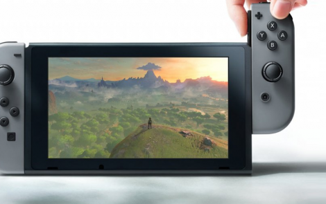 Nintendo Switch y gameplay trailers de Zelda: Breath Of The Wild
