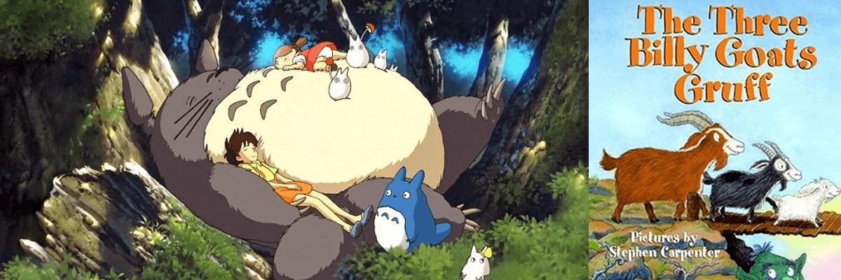 Totoro cuento