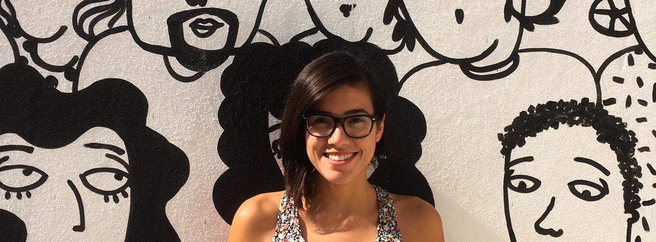 Entrevistamos a la ilustradora Sara Fratini y a sus chicas con complejos