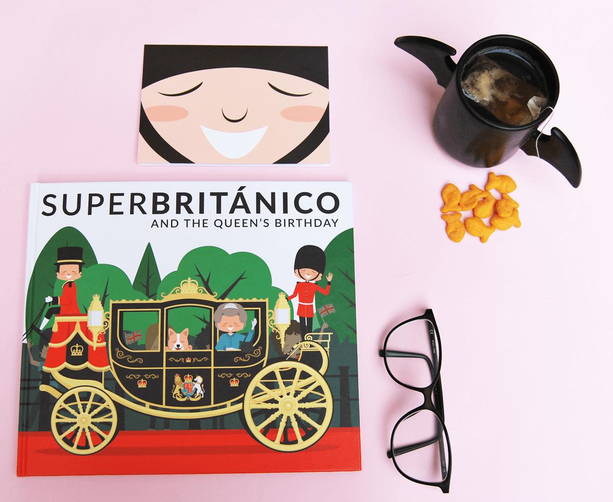libro infantil superbritanico