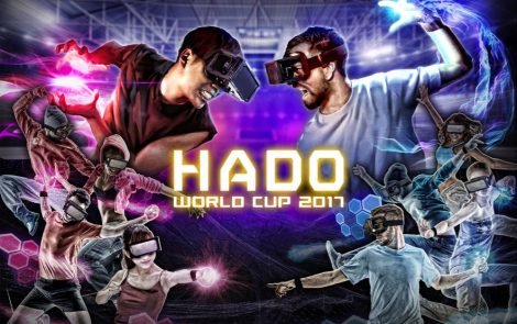 HADO, el deporte japonés de realidad aumentada